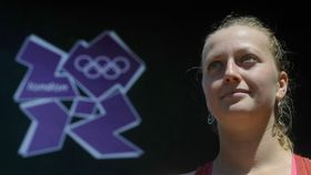 Petra Kvitová, photo: CTK