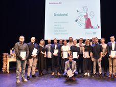 Les lauréats des prix de la press de l'année 2019, photo: ČTK/Michaela Říhová