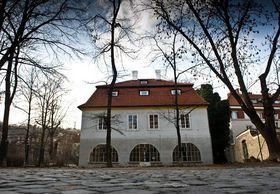 Werichova vila, foto: Filip Jandourek, ČRo