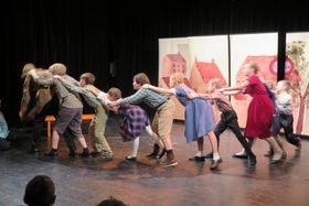 'Brundibár' by Disman Radio Children's Ensemble, photo: Hana Novenková / DRDS