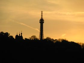 Петржинская башня (Фото: Кристина Макова, Чешское радио - Радио Прага)