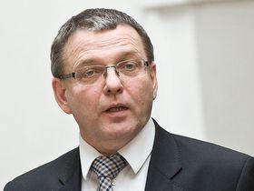 Министр иностранны дел Любомир Заоралек (Фото: Филип Яндоурек, Чешское радио)