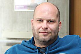 Daniel Hrbek, photo: Michael Erhart, Czech Radio