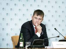 Tomáš Petříček, photo: Michaela Danelová / Czech Radio