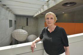 Hélène Belletto-Sussel, photo: Ondřej Tomšů