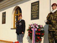 Gedenkort in Vysoká nad Labem (Foto: Filip Novotný, Archiv des Tschechischen Rundfunks)