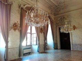 La Sala de Mármol, foto: Dominika Bernáthová