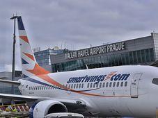 Václav-Havel-Flughafen Prag (Foto: Ondřej Tomšů)