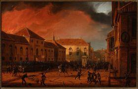 Польское восстание 1830, автор: Марцин Залески