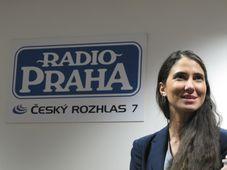 Yoani Sánchez, foto: Kristýna Maková / Radio Praga