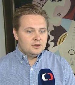 Jaroslav Veverka jun. (Foto: ČT24)