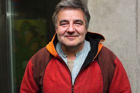 Petr Dobrý, foto: Adam Kebert, archiv ČRo