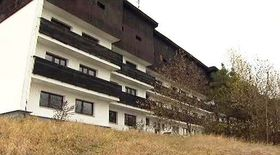 Czech Army hotel in Lipno, photo: CT24