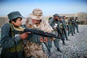 Afghanistan (2008), foto: Czech Press Photo