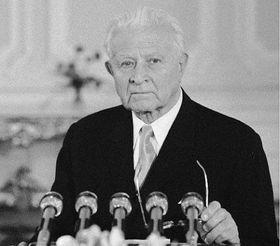 Ludvík Svoboda (Foto: Archiv des Tschechischen Rundfunks)