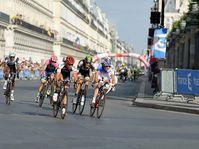 Tour de France na Champs-Élysées v Paříži, foto: youkeys, CC BY 2.0