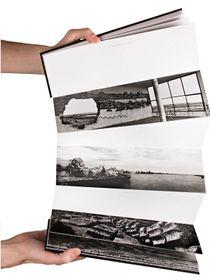 Josef Koudelka, 'Twelve Panoramas 1987-2012', foto: presentación oficial de 'Studio Najbrt'