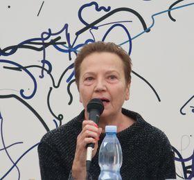 Ljuba Beránková (Foto: Martina Schneibergová)