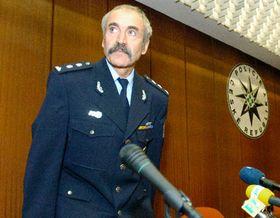 Президент Чешской полиции Йиржи Коларже (Фото: ЧТК)