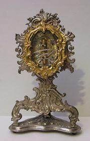 Una reliquia de Santa Inés de Bohemia, foto: Archivo de la Galería Nacional