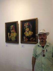 Julio Viquerra, foto: Melissa Castaño