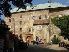 El castillo de Houska, foto: Mirek256, CC 3.0