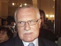 Prezident Václav Klaus, foto: Zdeněk Vališ