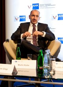 Martin Kuba (Foto: Archiv DTIHK)
