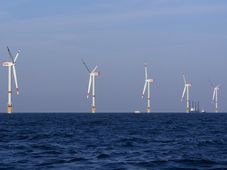 Windpark des Energiekonzerns Innogy (Foto: Hans Hillewaert, CC BY-SA 3.0)