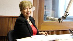 Ivana Stráská (Foto: Andrea Poláková, Archiv des Tschechischen Rundfunks)