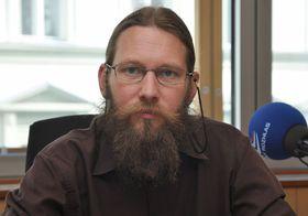 Zdeněk Vermouzek, foto: Marián Vojtek, ČRo