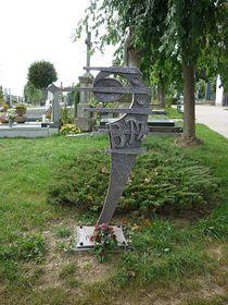 La tumba de Bohuslav Martinů en su Polička natal, foto: Fojsinek / CC BY-SA 3.0