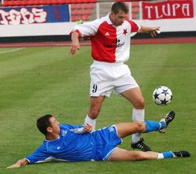 Semjon Milosevic, Pavel Kuka, foto: CTK