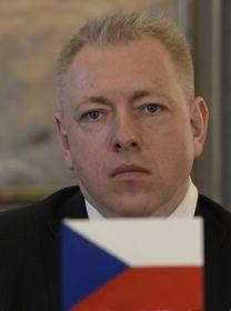 Министр внутренних дел Чешской Республики Милан Хованец, фото: ЧТК