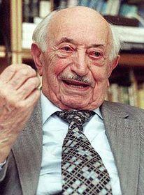Simon Wiesenthal (Foto: CTK)