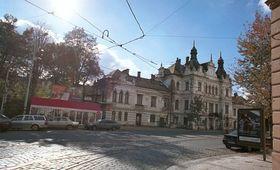 Вышеградский вокзал (Фото: ЧТК)