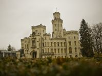 Majestic Hluboká Castle, photo: Vít Pohanka / Czech Radio