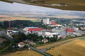 Завод Sfinx, Фото: Jiri Bures, CC BY-SA 3.0