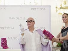 Manolo Blahnik, photo: ČTK
