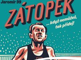 История побед легендарного чехословацкого бегуна воплощена в комиксе