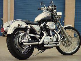 Harley-Davidson XL1200, фото: UCIMBZ CC BY-SA 3.0