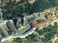 Château de Prague, photo: Google Maps