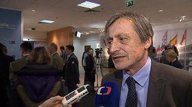Martin Stropnický, photo: ČT24