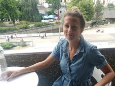 Aline Schmid (Foto: Markéta Kachlíková)