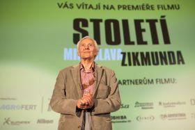 Miroslav Zikmund, foto: ČTK