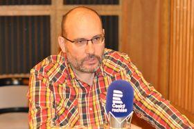 Miroslav Bobek (Foto: Jana Kudláčková, Archiv des Tschechischen Rundfunks)