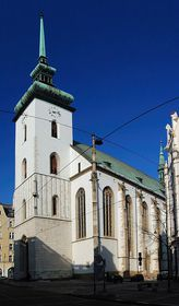 The Church of St James, photo: Petr Šmerkl, Creative Commons 3.0
