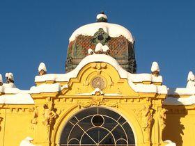 Главная колоннада, Фото: Катерина Айзпурвит