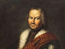 Franz Freiherr von der Trenck (Quelle: Wikimedia Commons, Public Domain)