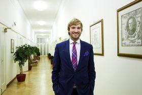 Adam Vojtěch, foto: Michaela Danelová, ČRo